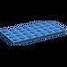 LEGO Bleu foncé transparent assiette 4 x 8 (3035)