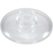 LEGO Transparent Dish 2 x 2 Ø16 Inverted (30063 / 35395)