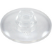 LEGO Transparent Dish 2 x 2 Inverted (30063 / 35395)