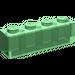 LEGO Transparent Green Brick 1 x 4