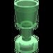 LEGO Transparent Green Minifig Goblet (30002)