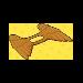 LEGO Transparent Hawkman Wings (20285)