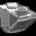 LEGO Transparent Slope 45° 2 x 1 Inverted