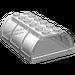 LEGO Transparent Trunk Lid 4 x 6 (4238)