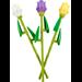 LEGO Tulips Set 40461