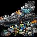 LEGO Ultra Agents Ocean HQ Set 70173