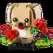LEGO Valentine's Puppy Set 40349