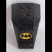 LEGO Wedge 6 x 4 Triple Curved with Batman Logo Sticker (43712)