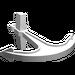 LEGO White Boat Anchor