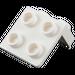 LEGO White Bracket 1 x 2 - 2 x 2 (21712 / 44728)