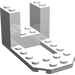 LEGO White Bracket 4 x 7 x 3 (30250)