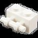 LEGO White Brick 1 x 2 with Handle (30236)