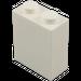 LEGO White Brick 1 x 2 x 2 with Inside Stud Holder (3245)