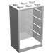 LEGO White Container Cupboard 2 x 3 x 4