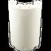 LEGO White Cylinder Half 2 x 4 x 5 with 1 x 2 Cutout (35313 / 85941)