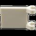 LEGO White Flag 2 x 2 (2335 / 11055)