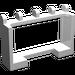 LEGO White Hinge Car Roof Holder 1 x 4 x 2 (4214)