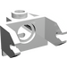 LEGO White Magnet Holder 2 x 3 (2607)