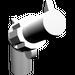 LEGO White Minifig Gun Revolver