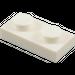 LEGO White Plate 1 x 2 (3023)