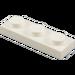 LEGO blanc assiette 1 x 3 (3623)