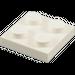LEGO White Plate 2 x 2 (3022 / 94148)
