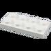 LEGO Weiß Platte 2 x 4 (3020)