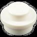 LEGO White Round Plate 1 x 1 (6141)