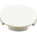 LEGO White Round Tile 2 x 2 with Normal Bottom (4150)