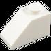LEGO White Slope 1 x 2 (45°) (3040)