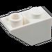 LEGO White Slope 45° 2 x 1 Inverted (3665)