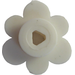 LEGO White Small Flower