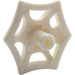 LEGO White Spider Web Small with two Bars