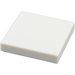 LEGO White Tile 2 x 2 with Groove (3068)