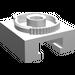 LEGO White Turntable Legs (30516)
