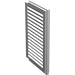 LEGO White Window 1 x 2 x 3 Shutter (3856)