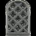 LEGO Window 1 x 2 x 2.667 Pane Lattice Diamond with Rounded Top (29170 / 30046)