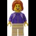 LEGO Woman from Camper Van Minifigure