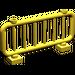 LEGO Yellow Bar 1 x 8 x 3