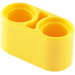 LEGO Yellow Beam 2 (43857)