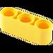LEGO Yellow Beam 3 (32523)