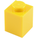 LEGO Yellow Brick 1 x 1 (3005)