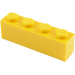 LEGO Yellow Brick 1 x 4 (3010)