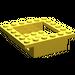 LEGO Yellow Cockpit 6 x 6 (4597)