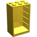 LEGO Yellow Container Cupboard 2 x 3 x 4