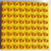 LEGO Yellow Duplo Brick 8 x 8 x 1 (31113)