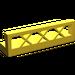 LEGO Yellow Fence Lattice 1 x 4 x 1 (3633)