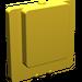 LEGO Yellow Glass for Window 1 x 2 x 2 Plane (4862)