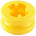 LEGO Yellow Half Bushing (32123 / 42136)