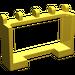 LEGO Yellow Hinge Car Roof Holder 1 x 4 x 2 (4214)